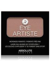 Absolute New York Make-up Augen Eye Artiste Single Eyeshadow AEAS08 Fudge 2,25 g