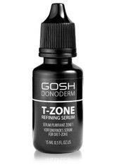 GOSH COPENHAGEN - GOSH Copenhagen Donoderm T-Zone Refining Gesichtsserum  15 ml - SERUM