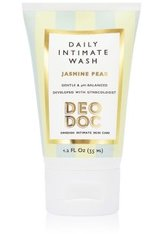 DeoDoc Daily intimate wash travel size - Jasmine Pear Intim Duschgel 35 ml