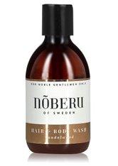 NÕBERU OF SWEDEN - Nõberu of Sweden Sandalwood Hair & Body Duschgel 250 ml - DUSCHEN & BADEN