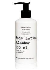 Laboratorio Olfattivo Alambar Bodylotion  250 ml