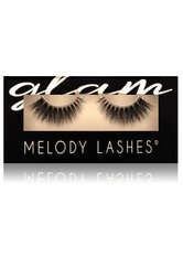 MELODY LASHES - MELODY LASHES Obsessed Attitude Wimpern  no_color - FALSCHE WIMPERN & WIMPERNKLEBER