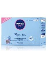 NIVEA BABY - NIVEA BABY Nasen frei Physiologische Kochsalzlösung Babygesichtscreme  120 ml - PFLEGEPRODUKTE
