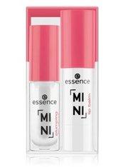 essence MINI Plumping Lip Gloss & Lip Balm Duo Lippenbalsam 1.2 g