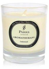 PARKS LONDON - Parks London Aromatherapy Cedarwood Duftkerze  235 g - DUFTKERZEN