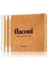 flaconi Sustainable Collection  Wattestäbchen 4x100 Stk