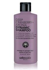 UDO WALZ - Udo Walz Deep Cranberry + Aronia Haarshampoo  300 ml - SHAMPOO