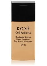 Kosé Illuminated Skincare SPF 15 Flüssige Foundation  30 ml NR. 203