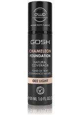 GOSH Copenhagen Chameleon  Flüssige Foundation 30 ml Nr. 0W1 Pearl