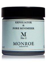 MONROE LONDON - Monroe London Exfoliate &Pore Minimizer Gesichtspeeling  60 ml - PEELING