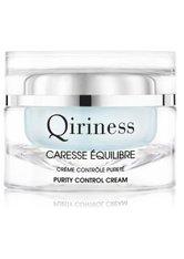 QIRINESS - QIRINESS Caresse Equilibre Purity Control Cream Gesichtscreme  50 ml - TAGESPFLEGE