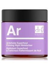 DR. BOTANICALS - Dr. Botanicals Artichoke Superfood Firming Nachtcreme 30 ml - NACHTPFLEGE