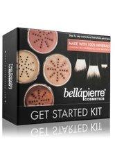 bellápierre Get Started Kit Medium Gesicht Make-up Set  1 Stk