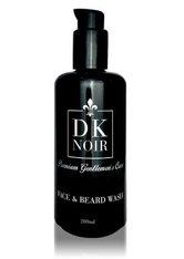 DK NOIR - DK NOIR Premium Gentlemen´s Care Bartshampoo 200 ml - SHAMPOO