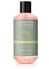 CRABTREE & EVELYN - Crabtree & Evelyn Pear & Pink Magnolia Duschgel 250 ml - DUSCHEN & BADEN