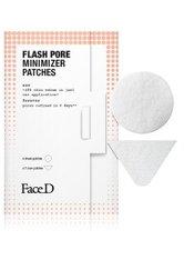 Face D Flash Pore Minimizer Patches Reinigungspads  8 Stk