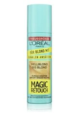 L'Oréal Paris Magic Retouch Ansatzspray hellblond bis blond Coloration 90 ml