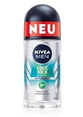 NIVEA MEN Cool Kick Fresh Deodorant Roll-On 50 ml