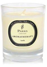 PARKS LONDON - Parks London Aromatherapy Vanilla Duftkerze  235 g - DUFTKERZEN
