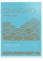 SKIMONO - SKIMONO Beauty Masks Advanced Moisturisation+ Tuchmaske 4 Stk - TUCHMASKEN