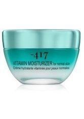 MINUS417 - minus417 Minerals & Hydration Vitamin Moisturizer For Normal Skin Gesichtscreme  50 ml - TAGESPFLEGE