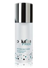 POLLUTION FREE - Pollution Free Pflege Regeneration Restoring Night Serum 30 ml - NACHTPFLEGE