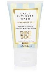 DeoDoc Daily intimate wash travel size - Fragrance free Intim Duschgel 35 ml