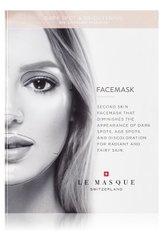 Le Masque Switzerland Anti-Dark Spot & Brightening Face Mask Gesichtsmaske 1 Stk