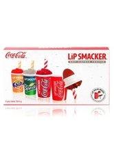 LIP SMACKER - LIP SMACKER Coca Cola Coke Cup Lippenpflegeset  1 Stk - Pflegesets