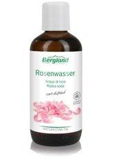 Bergland Aromapflege Rosenwasser Gesichtswasser  250 ml