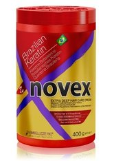 NOVEX - Novex Brazilian Keratin Haarmaske 400 g - HAARMASKEN