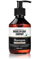 Brooklyn Soap Aloe Vera & Menthol Haarshampoo  200 ml