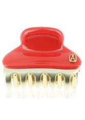 Alexandre de Paris Pince Vendôme Trend Colours 4,5 cm Rot Haarspangen 1 Stk
