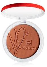 COLLISTAR - Collistar Make-up Teint illy Bronzing Powder Sculpting Effect Nr. 1 Medium Roast 9 g - CONTOURING & BRONZING