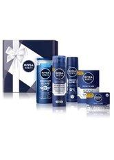 NIVEA MEN - NIVEA MEN Protect & Care Geschenkbox Körperpflegeset  1 Stk - KÖRPERCREME & ÖL