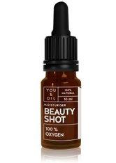 YOU & OIL Beauty Shots 100 % Oxygen Gesichtsöl  10 ml