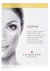 Le Masque Switzerland Calming & After Sun Face Mask Gesichtsmaske 1 Stk