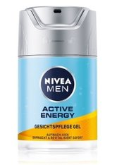 NIVEA MEN Active Energy Aufwach-Kick Gesichtsgel 50 ml