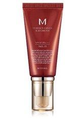 MISSHA - MISSHA - BB Cream - M Perfect Cover BB Cream - SPF42 - No.27/Honey Beige - 50ml - BB - CC CREAM
