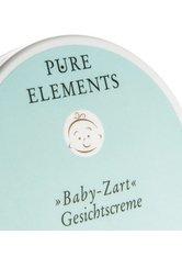 Pure Elements Pflege Baby Serie Baby-Zart Gesichtscreme 50 ml