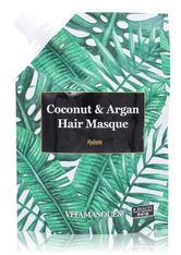 VITAMASQUES - Vitamasques Hair Coconut & Argan Haarmaske  100 ml - HAARMASKEN