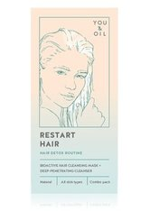 YOU & OIL Restart Set Cleansing Complex For Hair Haarpflegeset 1 Stk