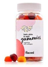 flaconi Beauty Gummies Kollagen zuckerfrei Nahrungsergänzungsmittel 60 Stk