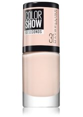 Maybelline Color Show 60 Seconds Nail Polish 7ml 31 Peach Pie