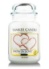 Yankee Candle Housewarmer Snow in Love Duftkerze 0,623 kg