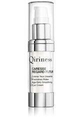 QIRINESS - QIRINESS Caresse Regard Futur Age-Defy Smoothing Eye Cream Augencreme  15 ml - AUGENCREME