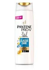 PANTENE PRO-V Classic Care 3 in 1 Haarshampoo  250 ml