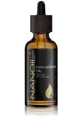 NANOIL - NANOIL Macadamia Oil  Haaröl  50 ml - HAARÖL