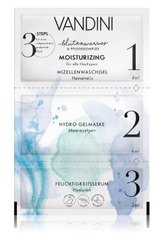 VANDINI Blütenwasser Moisturizing Gesichtsmaske 12 ml