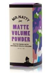 Mr. Natty Hair Preperation Matte Volume Powder Haarpuder 8 g